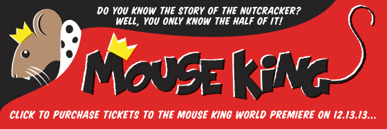 Mouse King Web Banner