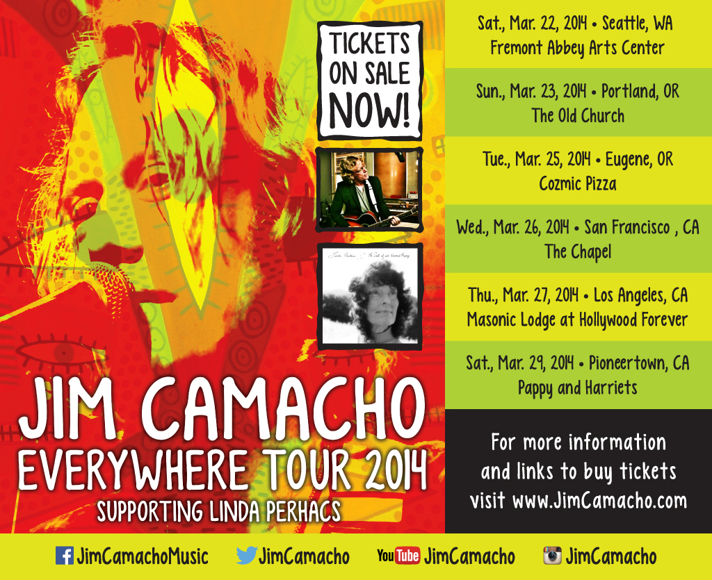 JimCamachoEverywhereTour